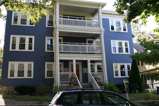 89 Lyndhurst St #4, Boston, MA 02124 (MLS #72748365) :: RE/MAX Unlimited