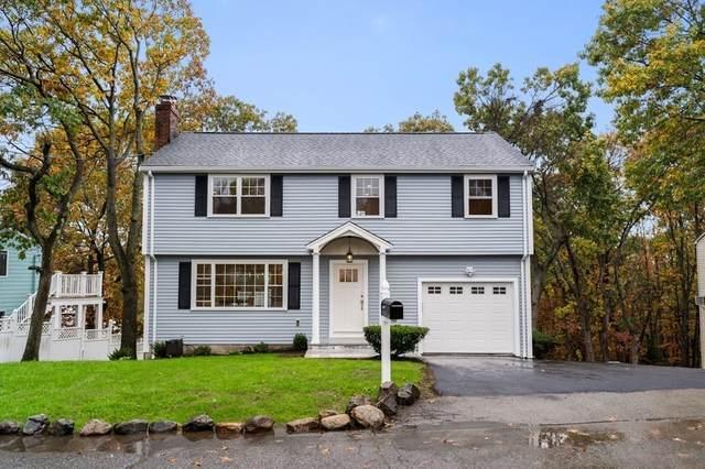 6 Edward Drive, Winchester, MA 01890 (MLS #72748377) :: Cosmopolitan Real Estate Inc.