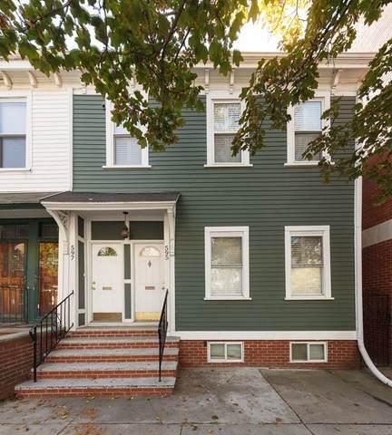 595 E 3Rd St #1, Boston, MA 02127 (MLS #72748382) :: Parrott Realty Group