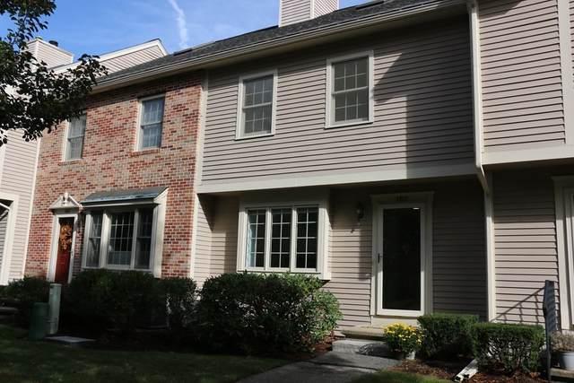 16 Brookfield Drive D, Groton, MA 01450 (MLS #72748434) :: Walker Residential Team