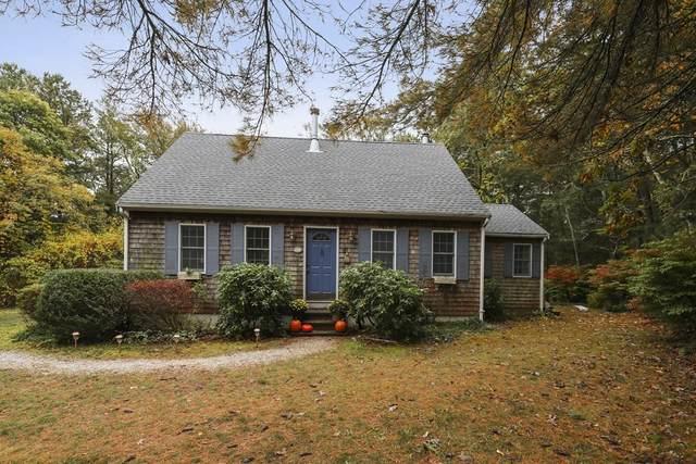 5 Little John Rd, Falmouth, MA 02536 (MLS #72748479) :: Walker Residential Team