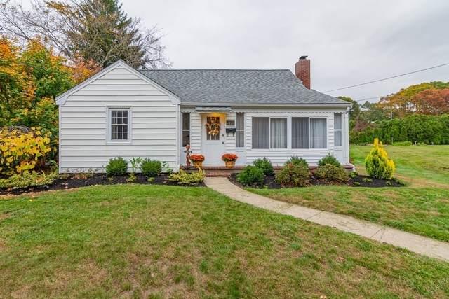 570 West Main Street, Avon, MA 02322 (MLS #72748525) :: Spectrum Real Estate Consultants
