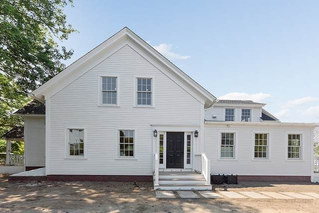 4 Cottle Lane, Edgartown, MA 02539 (MLS #72748555) :: The Gillach Group