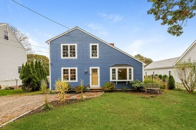 36 Carver Rd, Bourne, MA 02562 (MLS #72748571) :: Kinlin Grover Real Estate