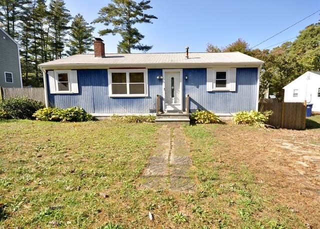 150 Park Avenue, Wareham, MA 02538 (MLS #72748595) :: Walker Residential Team