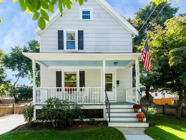 45 Rock St, Norwood, MA 02062 (MLS #72748680) :: Spectrum Real Estate Consultants