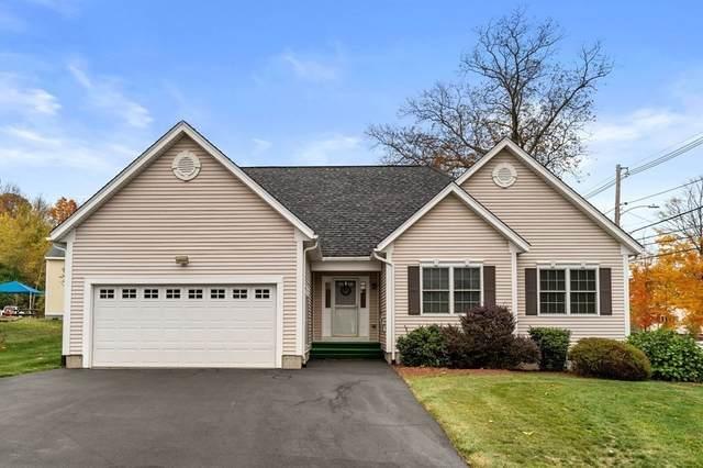 1 Gabriel Ln, Merrimac, MA 01860 (MLS #72748709) :: Spectrum Real Estate Consultants