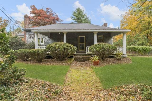 214 Mountain St, Sharon, MA 02067 (MLS #72748713) :: Spectrum Real Estate Consultants