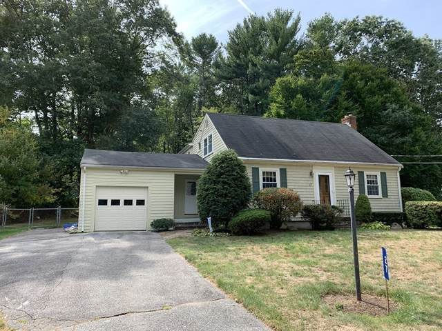 27 Warren St East, Raynham, MA 02767 (MLS #72748728) :: Walker Residential Team