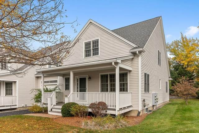 10 Charnstaff Lane #205, Billerica, MA 01821 (MLS #72748793) :: Walker Residential Team