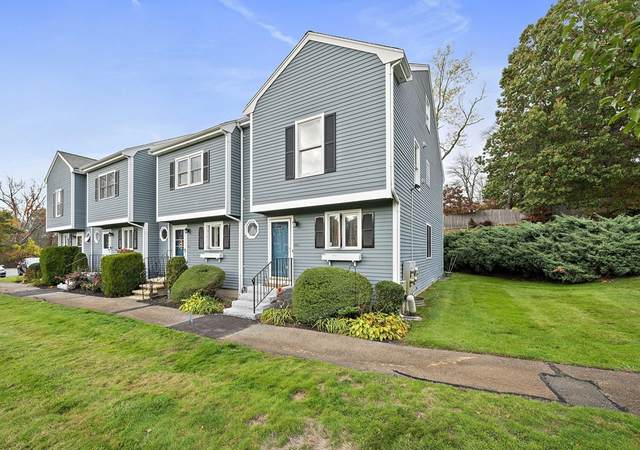 404 Standpipe Dr #404, Rockland, MA 02370 (MLS #72748794) :: Walker Residential Team