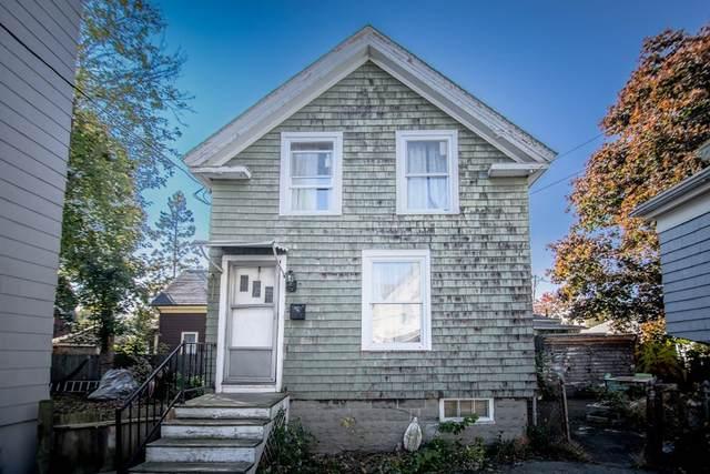 15 Lovett Place, Lynn, MA 01902 (MLS #72748850) :: Anytime Realty