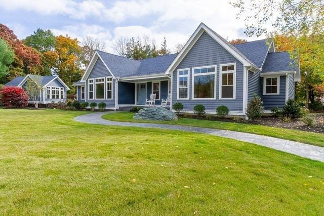 4 Cobblestone Road, Easton, MA 02356 (MLS #72748868) :: Ponte Realty Group