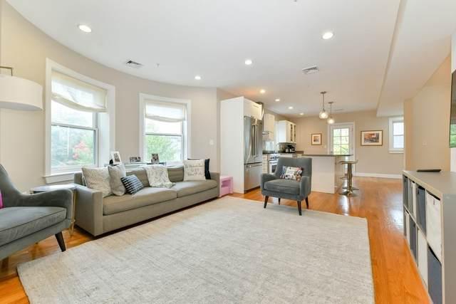 97 Fuller St #2, Brookline, MA 02446 (MLS #72748880) :: Conway Cityside