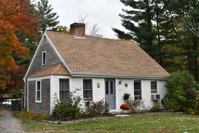 189 Rockland St, Abington, MA 02351 (MLS #72748891) :: Anytime Realty