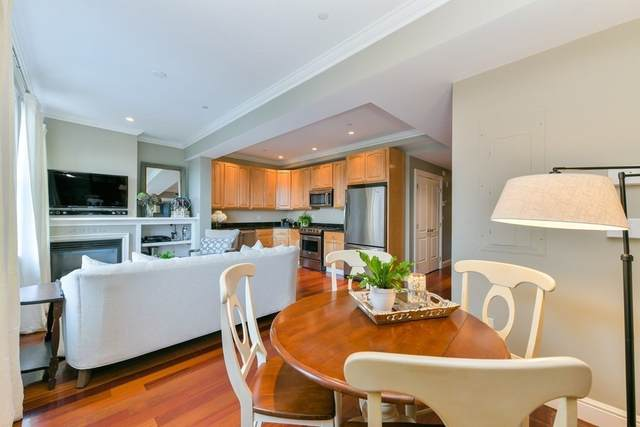 525 E 2nd St #10, Boston, MA 02127 (MLS #72748894) :: The Gillach Group