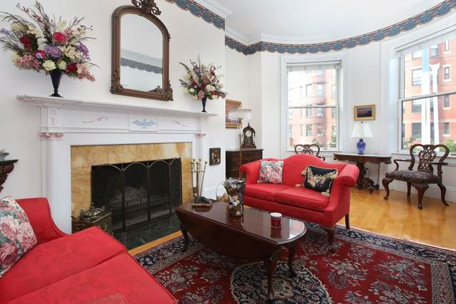 406 Marlborough Street #2, Boston, MA 02115 (MLS #72748895) :: revolv