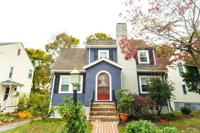 98 Parker Ave, Newton, MA 02461 (MLS #72748903) :: Zack Harwood Real Estate | Berkshire Hathaway HomeServices Warren Residential