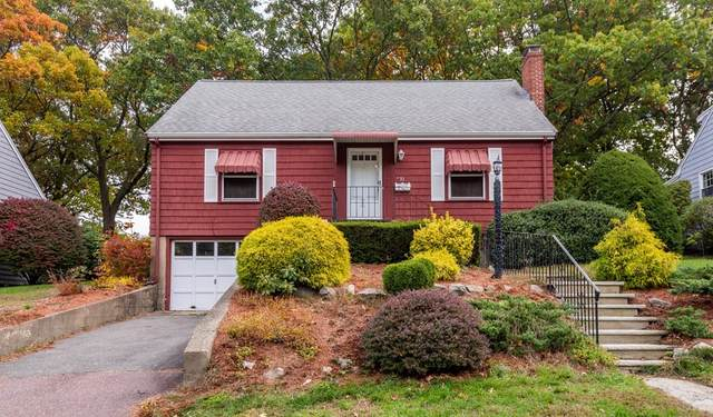 31 Whitman Ave, Melrose, MA 02176 (MLS #72748908) :: Berkshire Hathaway HomeServices Warren Residential