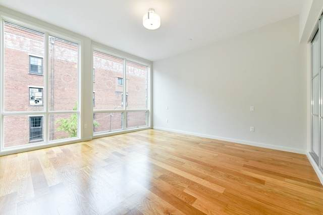 533 East Second #101, Boston, MA 02127 (MLS #72748936) :: The Gillach Group