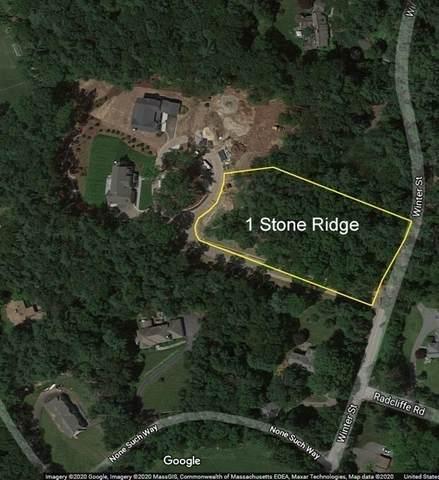 1 Stone Ridge Lane, Weston, MA 02493 (MLS #72748954) :: revolv