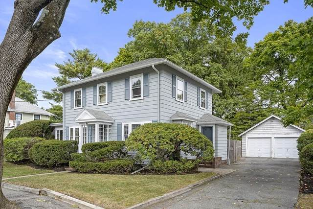 44 King Street, Newton, MA 02466 (MLS #72749002) :: EXIT Cape Realty