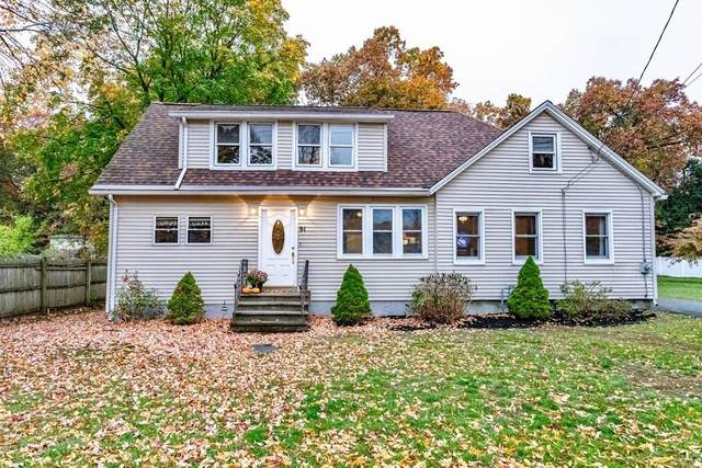 91 Liberty Street, Agawam, MA 01030 (MLS #72749064) :: Revolution Realty