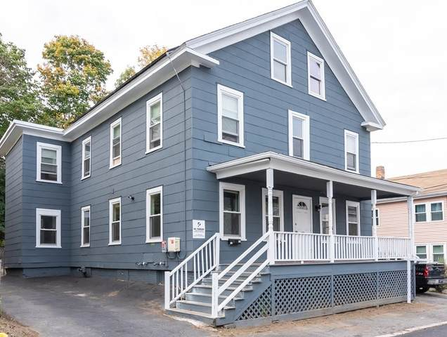 142 Franklin Street, Haverhill, MA 01830 (MLS #72749106) :: Welchman Real Estate Group