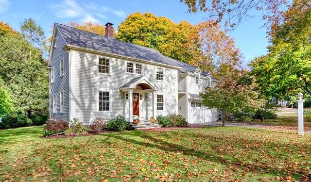 36 Jackson Rd, Wellesley, MA 02481 (MLS #72749131) :: Welchman Real Estate Group