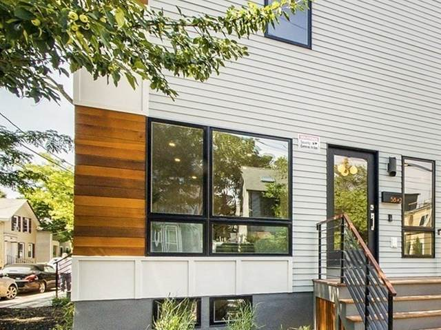 58 Lincoln Street #1, Cambridge, MA 02141 (MLS #72749138) :: Welchman Real Estate Group