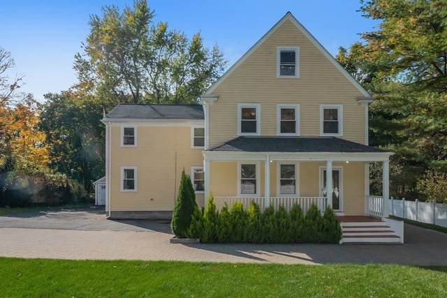 260 North Ave, Weston, MA 02493 (MLS #72749192) :: Cheri Amour Real Estate Group