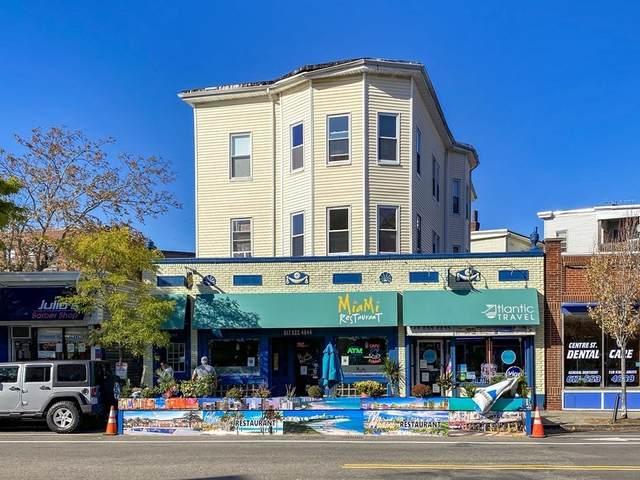379A-381 Centre, Boston, MA 02130 (MLS #72749198) :: Westcott Properties