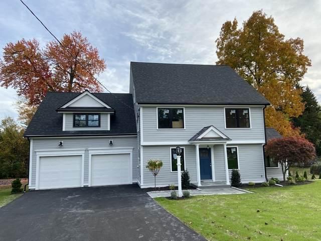 172 High St, Winchester, MA 01890 (MLS #72749211) :: Cosmopolitan Real Estate Inc.