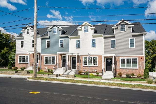 176 Main St #4, Medway, MA 02053 (MLS #72749231) :: Boylston Realty Group
