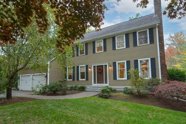 55 Lancashire Dr, Mansfield, MA 02048 (MLS #72749252) :: EXIT Cape Realty