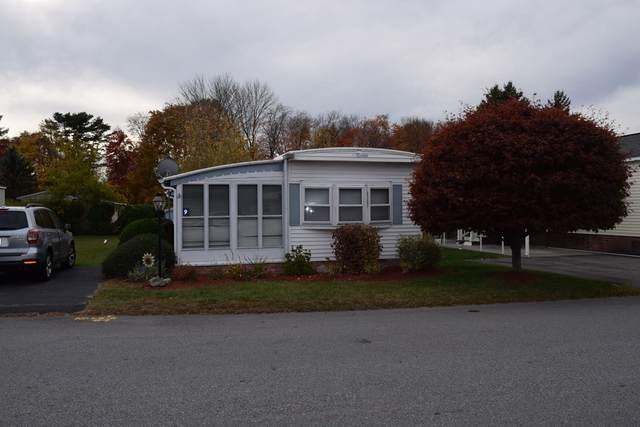9 Hilltop Rd #125, Plainville, MA 02762 (MLS #72749267) :: Revolution Realty