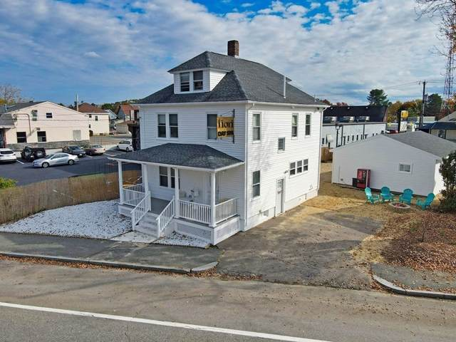 33 Cochituate, Framingham, MA 01701 (MLS #72749278) :: Revolution Realty