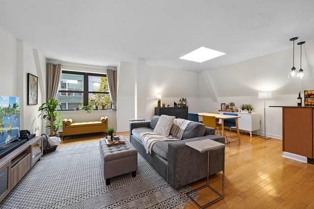59 Brainerd Rd #501, Boston, MA 02134 (MLS #72749300) :: Berkshire Hathaway HomeServices Warren Residential