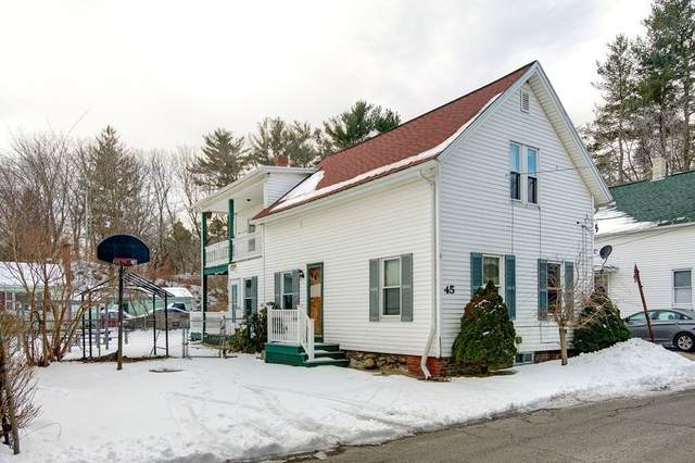 45 Lens Street, Southbridge, MA 01550 (MLS #72749312) :: Boylston Realty Group