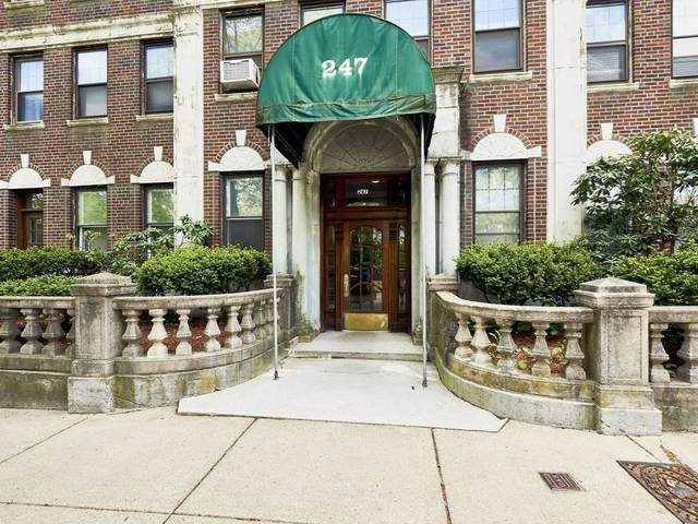247 Chestnut Hill Ave #5, Boston, MA 02135 (MLS #72749346) :: Boylston Realty Group