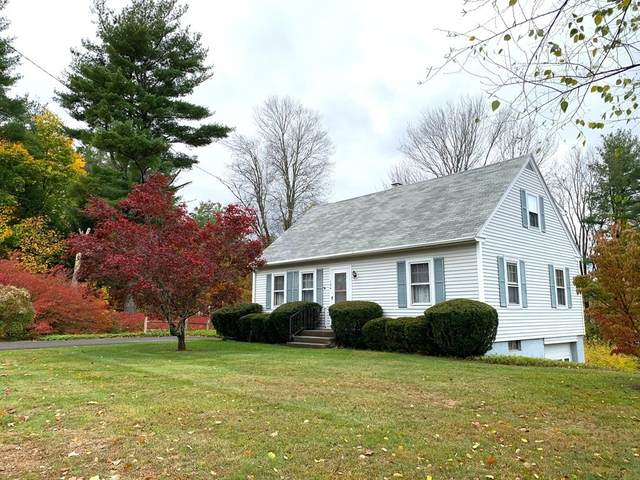 104 Leyden Rd, Greenfield, MA 01301 (MLS #72749347) :: Boylston Realty Group