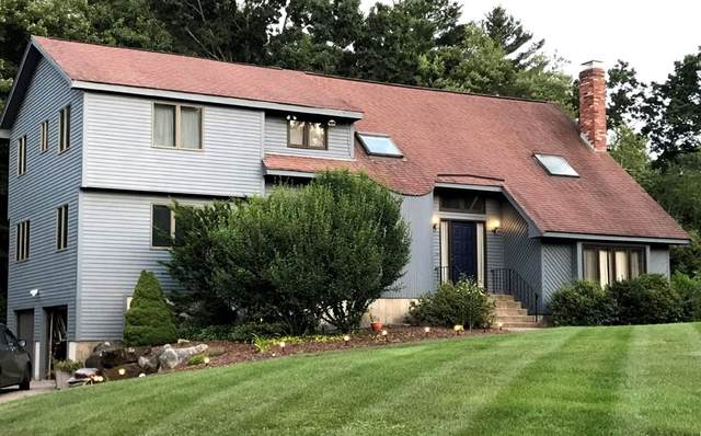30 Shoreline Dr, Foxboro, MA 02035 (MLS #72749356) :: Boylston Realty Group