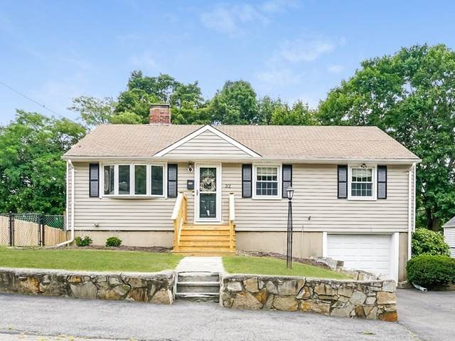32 Healy Rd, Weymouth, MA 02188 (MLS #72749357) :: Berkshire Hathaway HomeServices Warren Residential