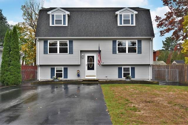 36 Oakwood Ave, Billerica, MA 01821 (MLS #72749362) :: Berkshire Hathaway HomeServices Warren Residential