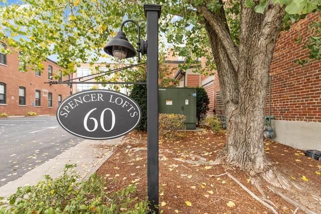 60 Dudley Street #313, Chelsea, MA 02150 (MLS #72749386) :: Boylston Realty Group
