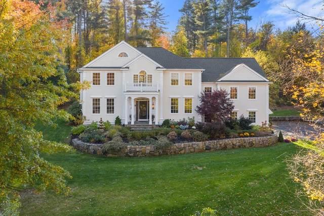 195 Plympton Rd., Sudbury, MA 01776 (MLS #72749420) :: Cheri Amour Real Estate Group