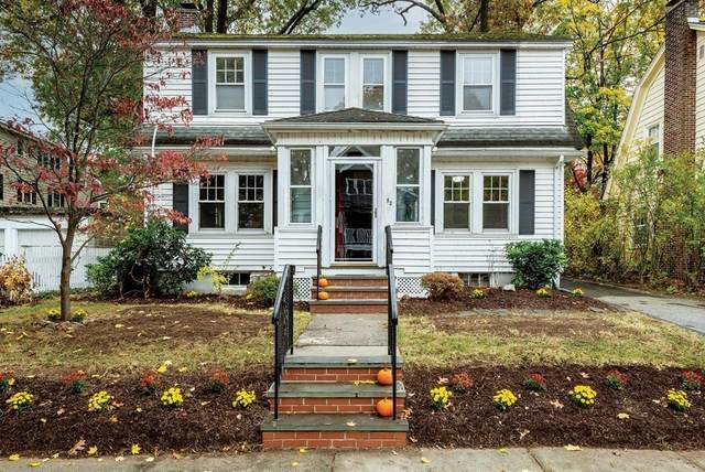 12 Ware Road, Newton, MA 02466 (MLS #72749477) :: The Gillach Group