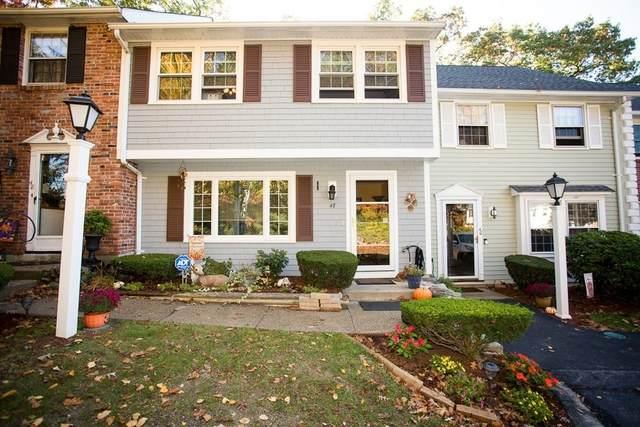 47 Boylston Lane #47, Lowell, MA 01852 (MLS #72749480) :: EXIT Cape Realty