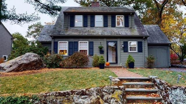 118 Walnut Hill Rd, Newton, MA 02461 (MLS #72749580) :: Zack Harwood Real Estate | Berkshire Hathaway HomeServices Warren Residential