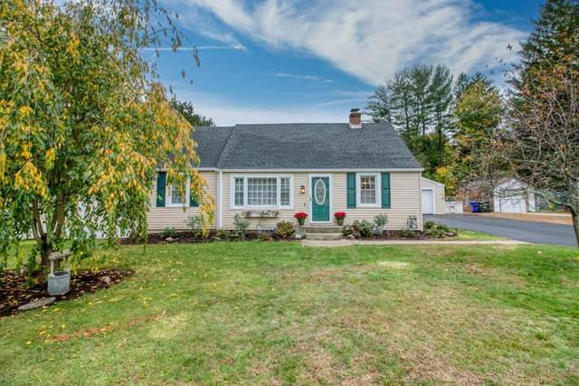 142 Forest Hills Rd, Springfield, MA 01128 (MLS #72749653) :: The Gillach Group